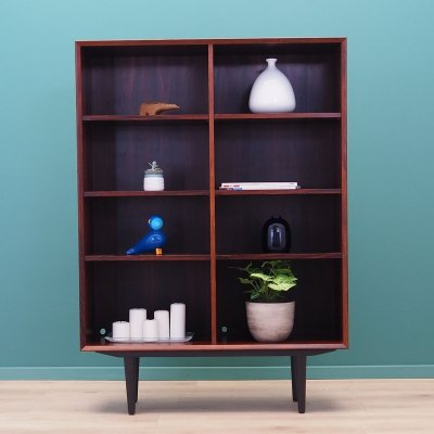 Rosewood bookcase by Brouer Møbelfabrik, 1960s