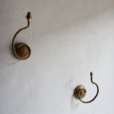 Pair of Porta Romana Wall Lights, 1990s