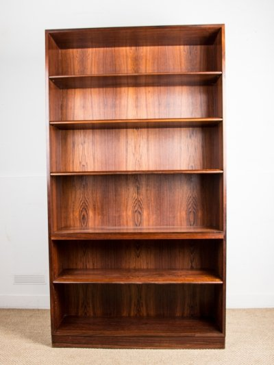 Large Danish Cabinet in Rio Rosewood by Borge Mogensen for Soborg Mobelfabrik