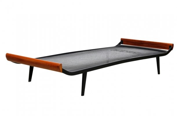 2 x Cleopatra daybed by André Cordemeyer for Auping, 1950s