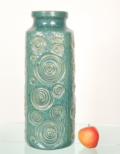 Very Large floor vase by Scheurich, West Germany 1970s