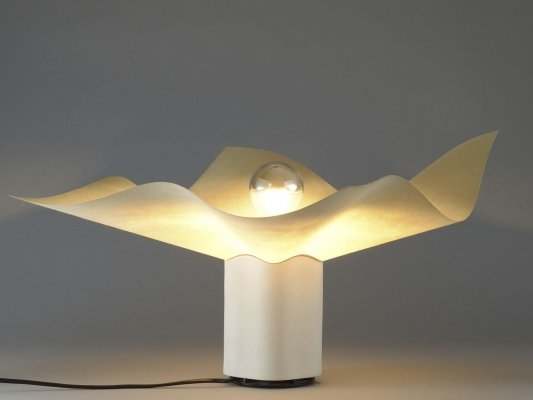 Artemide Area 50 Table / Ceiling / Wall light by Mario Bellini, Italy 1980s