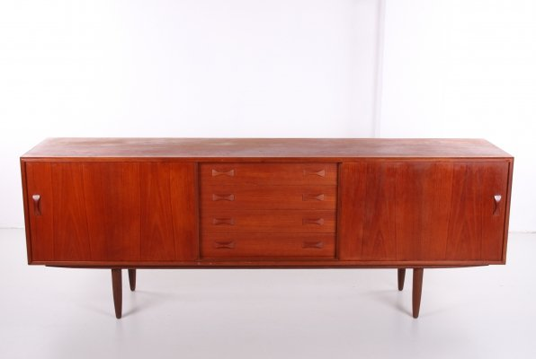 Teak Danish design Sideboard by Clausen & Son, 1960s