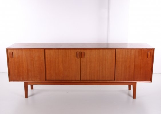 Solid Teak Danish design Sideboard, 1960s