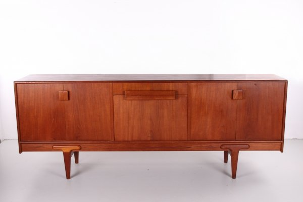 Danish Design Sideboard by Ejvind A. Johansson for Ivan Gern Mobelfabrik