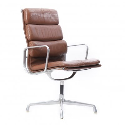 EA 209 office chair by Charles & Ray Eames for Herman Miller, 1970s
