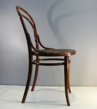Thonet chair Nr. 14 in bench wood