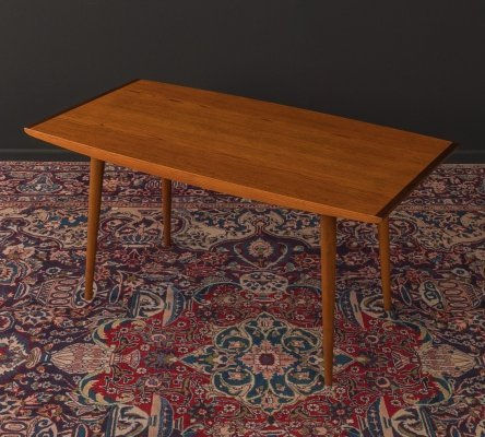 1950s coffee table by Lübke