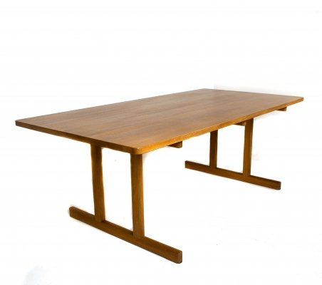 Børge Mogensen Shaker Dining Table Model 6286 for Fredericia, Denmark 1960s