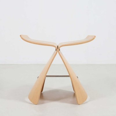 Butterfly stool by Sori Yanagi for Vitra, 1990s