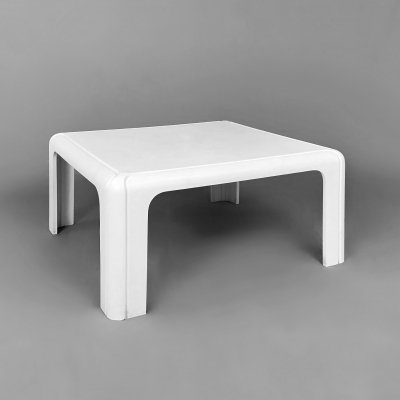 ABS injection moulded coffee table model 4894 by Gae Aulenti for Kartell, 1970s