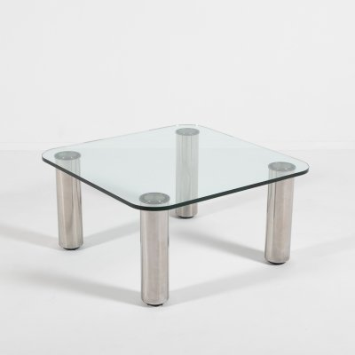 'Marcuso' coffee table by Marco Zanuso for Zanotta