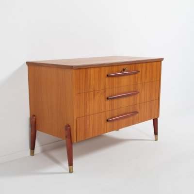 Swedish Modern chest of drawers, 1960s