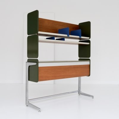 Action office 1 (ao1) cabinet by George Nelson for Herman Miller, 1960s