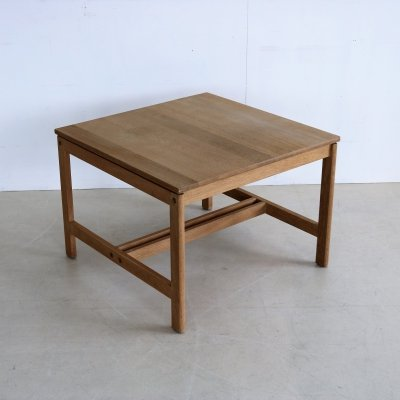 2 x model 5395 coffee table by Soren Holst for Fredericia Stolefabrik, 1970s