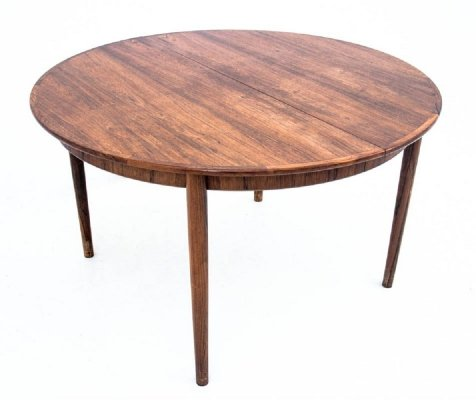 Teak dining table, Denmark 1960s