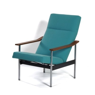 Adjustable 1425 Armchair by A.R. Cordemeyer for Gispen, 1960s