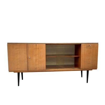 Mahogany chest of drawers / sideboard with extension TYPE 548 / Var / B, 1970s