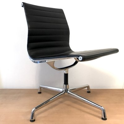 2 x EA106 office chair by Charles & Ray Eames for Vitra, 1990s