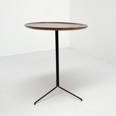 Rare side table model T44 by Osvaldo Borsani, 1970s