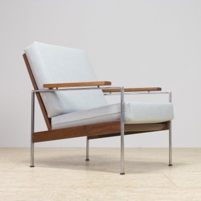 Rob Parry 'Lotus' lounge chair, 1960s