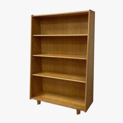 BE02 Bookcase (Oak series) by Cees Braakman for UMS Pastoe, 1950s