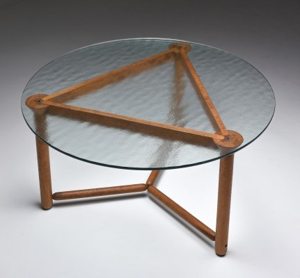 Vico Magistretti PAN Dining Table for Rosenthal, 1980