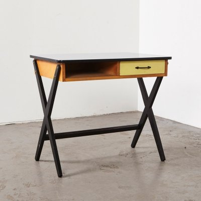 Coen de Vries Desk for Devo, 1950s