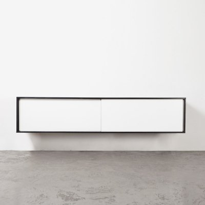 Rare Floating Sideboard by Martin Visser for 't Spectrum, 1965