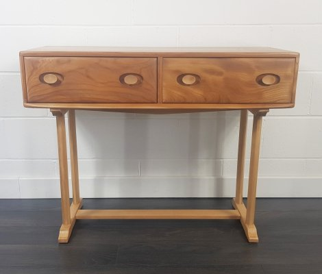 Ercol Console Table, 1960s