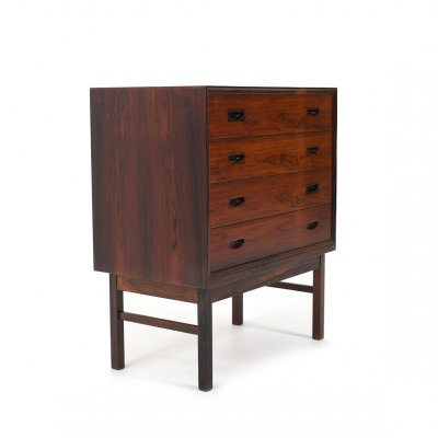 High Quality Mid Century Danish Chest of Drawers, 1950s