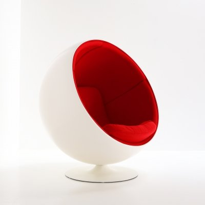 Ball lounge chair by Eero Aarnio for Adelta, 1990s