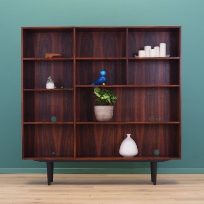 Rosewood bookcase by Kai Winding, 1960s