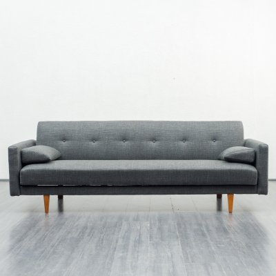 Vintage 1950s sofa daybed