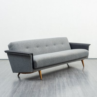 Bicoloured sofa / daybed, 1960s