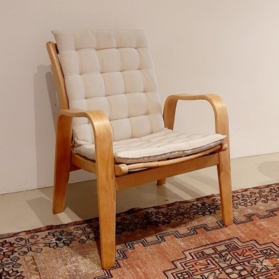 Arm chair model FB06 by Cees Braakman for Pastoe, 1950's