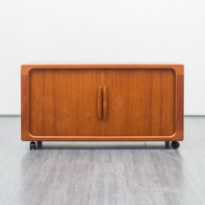 Large 1970s stereo cabinet by Dyrlund, Denmark