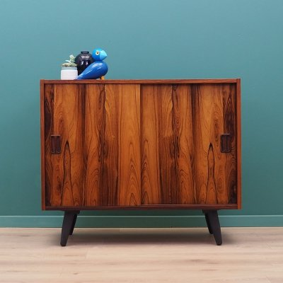 Rosewood cabinet, Denmark 1970s