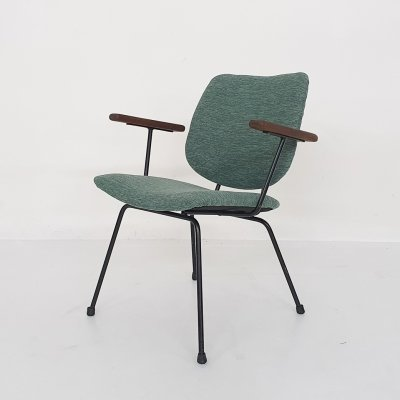 W.H. Gispen for Kembo lounge chair, The Netherlands 1954