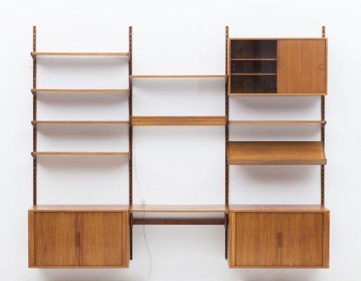 Wall unit by Kai Kristiansen, 1960s