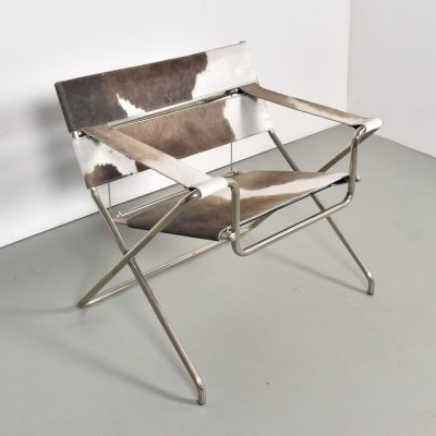 D4 lounge chair by Marcel Breuer for Tecta, 1980s
