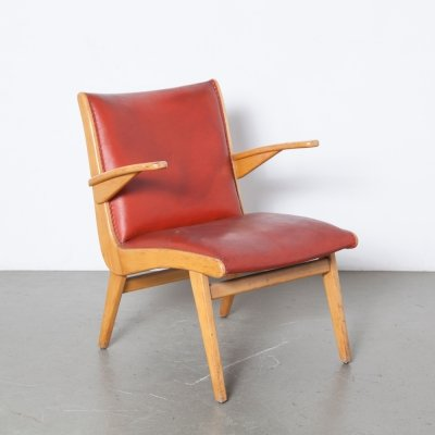 Dutch armchair by Gelderland, 1950s