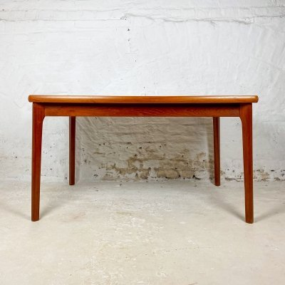 Danish Design teak dining table by Grete Jalk, 1960s