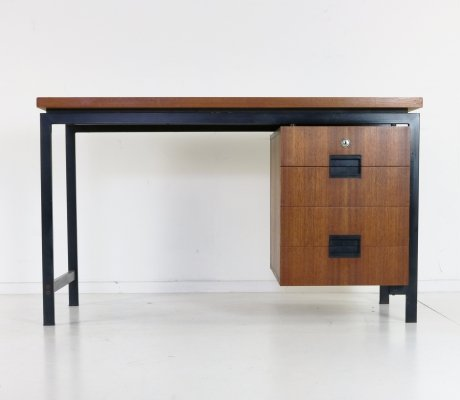 EU01 writing desk by Cees Braakman for Pastoe, 1960s