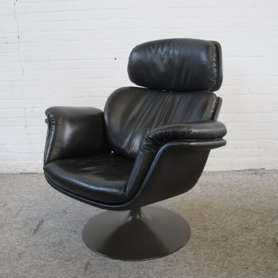 Lounge chair F545 Big Tulip by Pierre Paulin for Artifort, 1960s