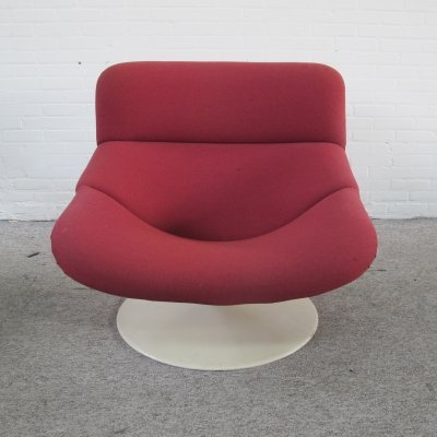 Lounge Chair F518 by Geoffrey Harcourt for Artifort, 1960s