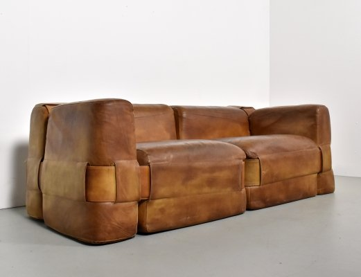 Mario Bellini 932 Quartet element sofa, Italy 1960s