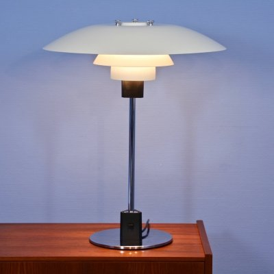 Danish PH 4/3 table lamp by Poul Henningsen for Louis Poulsen, 1970s