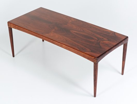 Henry Walter Klein coffee table for Bramin, 1968