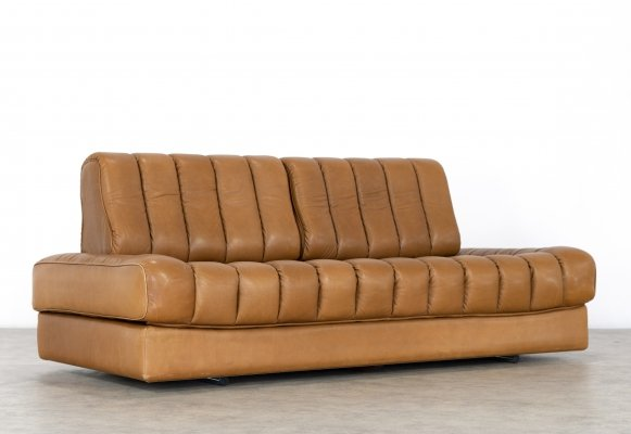 De Sede DS 85 Daybed / Sofa in Leather, Switzerland ca. 1975